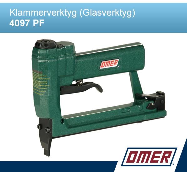 Klammerpistol 4097 PF