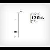 Dyckert 12/40 (SKN 12-40) Galv