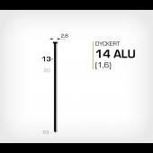 Dyckert 14/13 Aluminium (SKN 16-13 ALU)