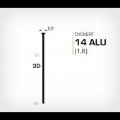 Dyckert 14/30 Aluminium (SKN 16-30 ALU)