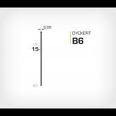 Dyckert B6/15 Stanox - Dyckertverktyg