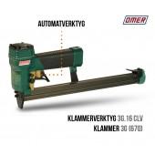 Klammerverktyg 3G.16 CLV - Automatverktyg