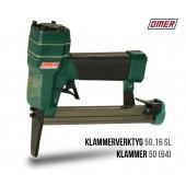Klammerverktyg 50.16 SL - Lång nos