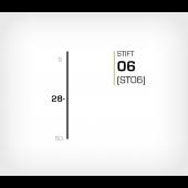 Stift 6/28 Stanox - Stiftverktyg