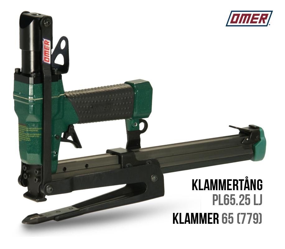 Klammertång PL65.25 LJ