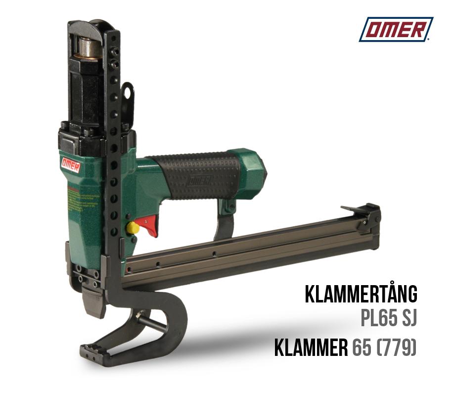 Klammertång PL 65 SJ