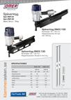Spikverktyg - spikpistoler, både för rakbandad och rullbandad spik - MORE - OMER och HjoTrade